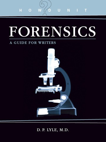 Howdunnit Forensics Cover